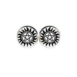 Supernatural Anti-Possession Earrings - Halloween